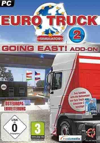 Descargar Euro Truck Simulator 2 Going East [MULTI20][SKIDROW] por Torrent